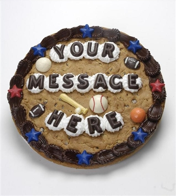 Order Custom Cookie Cakes Online Get Cookie Cakes Delivered